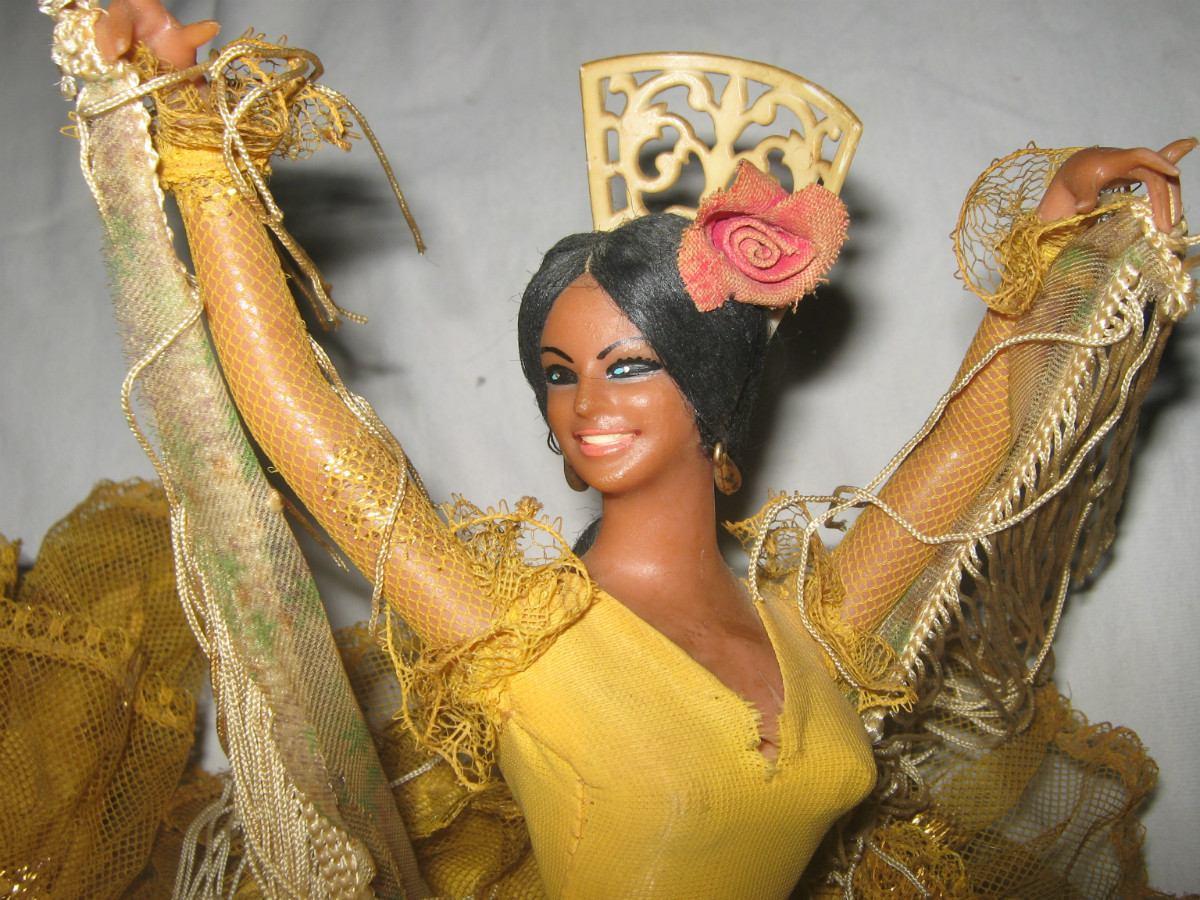 ¿Adiós? a las Muñecas Flamencas de Marín