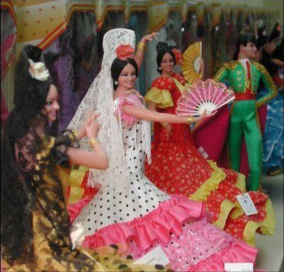 Muñecas Flamencas Marin (7)