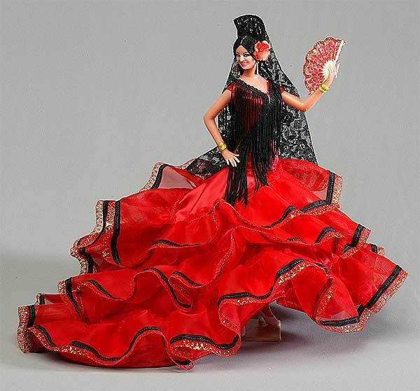 Muñecas Flamencas Marin (9)