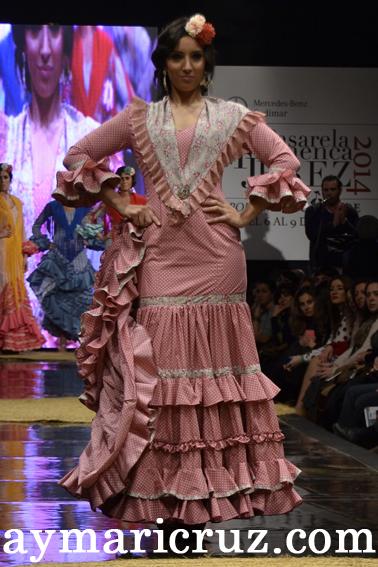 Rocio Martín Pasarela Flamenca 2014 (3)