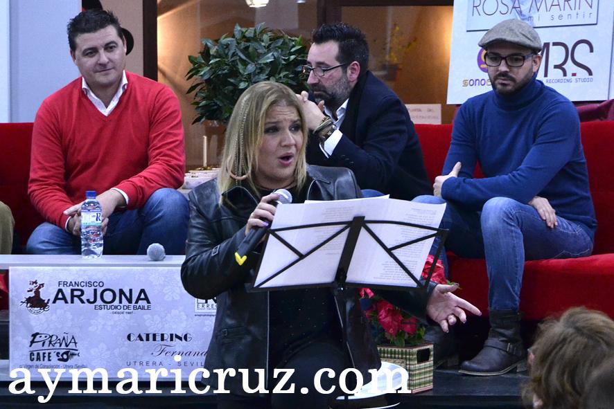 Rosa Marin presenta Mi Sentir disco (2)