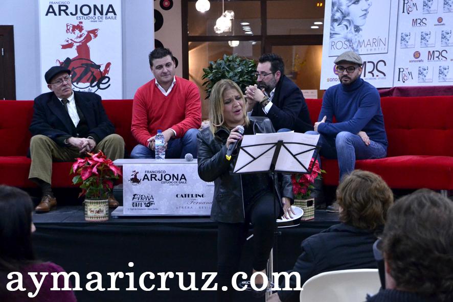 Rosa Marin presenta Mi Sentir disco (3)