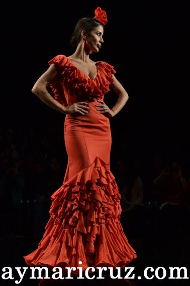 Cabecera Maricrú  Flamenca 2015 trajes