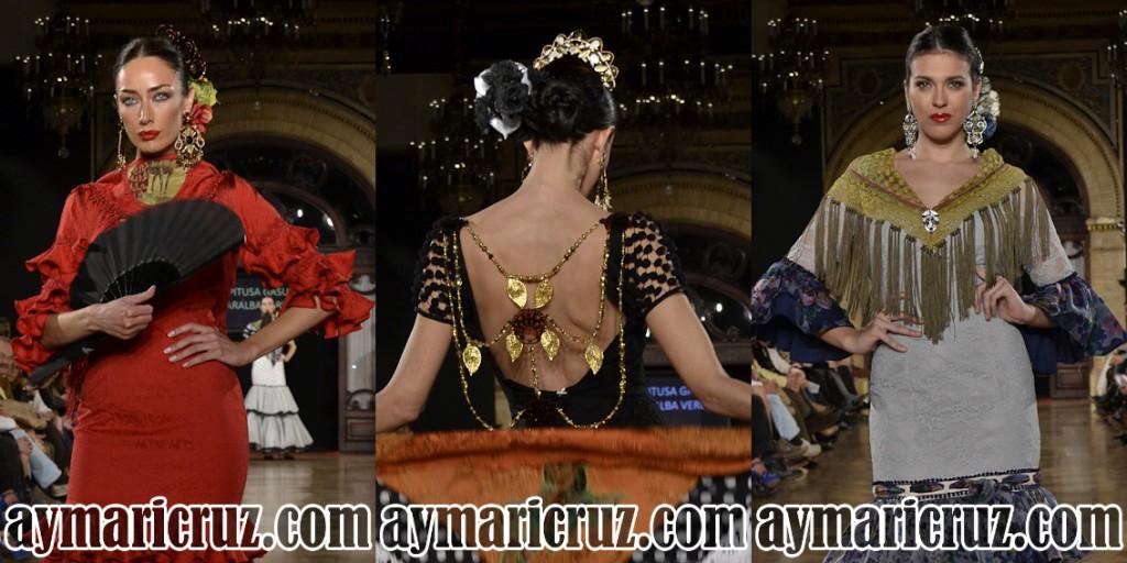 Pitusa Gasul Aralba Verdú We Love Flamenco 2015 48