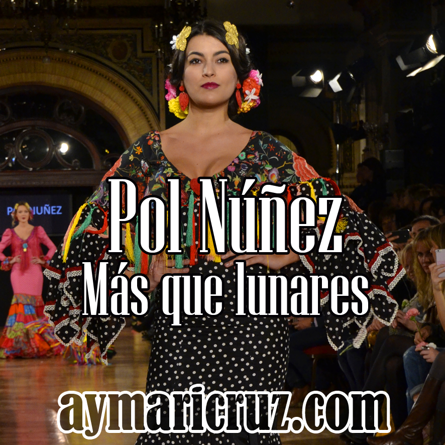 We Love Flamenco 2015. Pol Núñez: Más que lunares