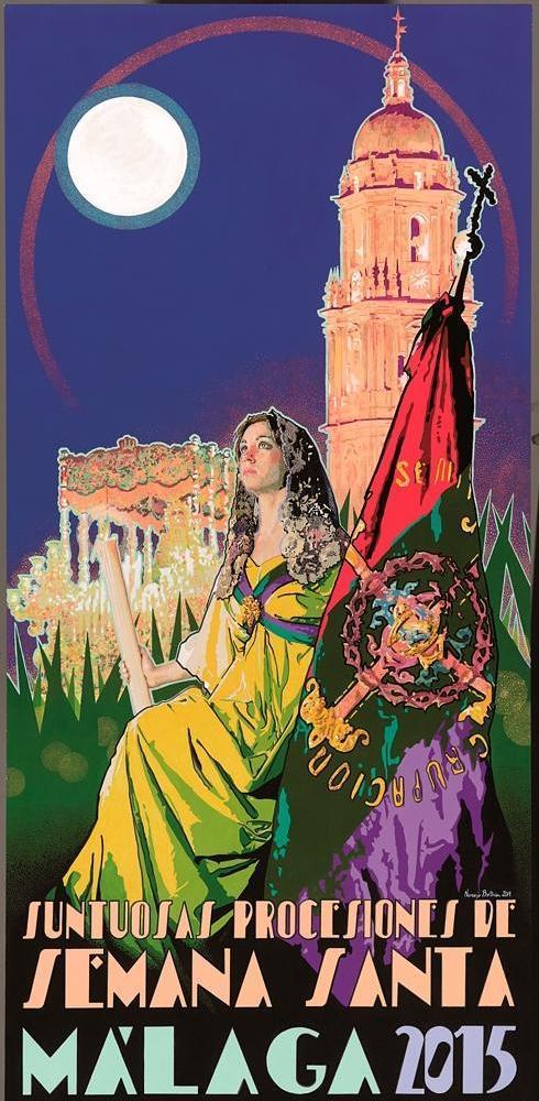 Fiestas Andaluzas y Carteles: Modernidad vs. Antigüedad