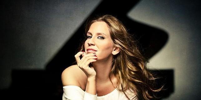 María Toledo, musa de la música de las pasarelas flamencas