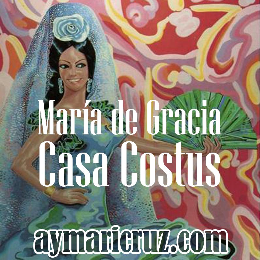 SIMOF 2015. María de Gracia: Casa Costus