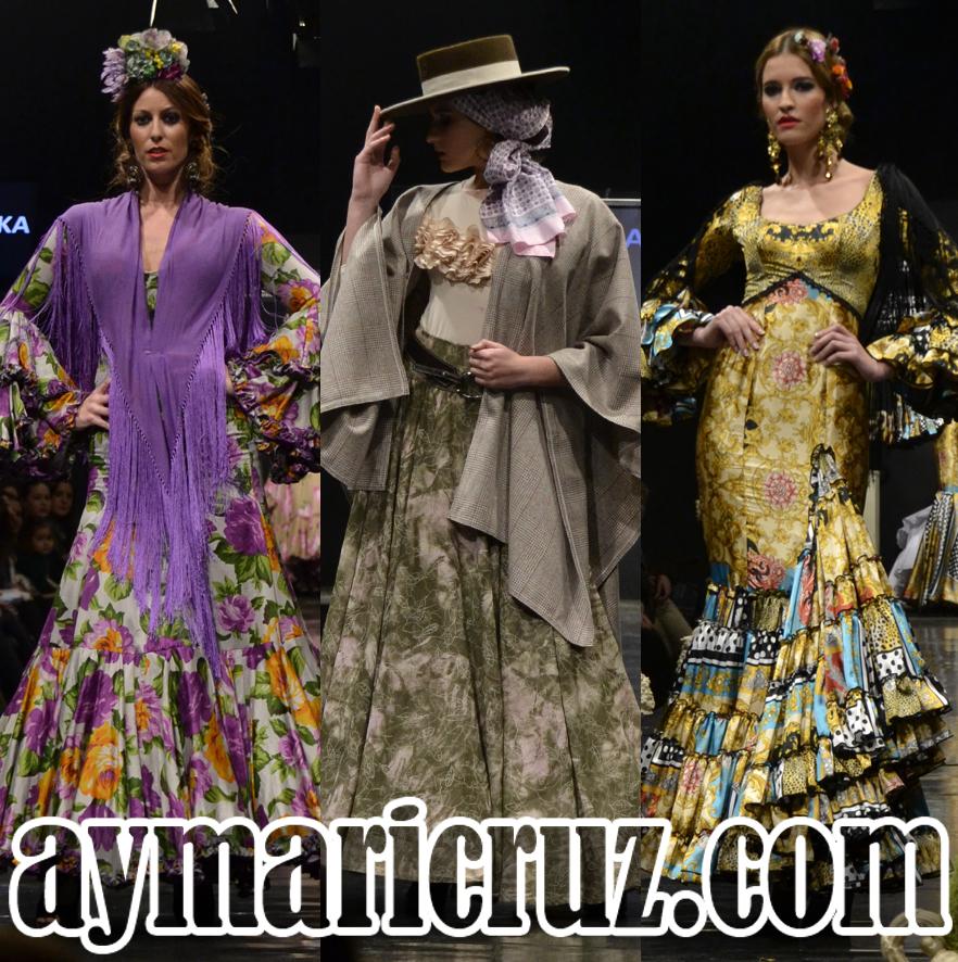 Pasarela Flamenca de Jerez Jueves 2015 (2)
