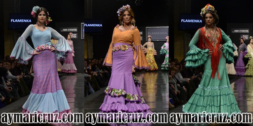 Pasarela Flamenca de Jerez Jueves 2015 (3)