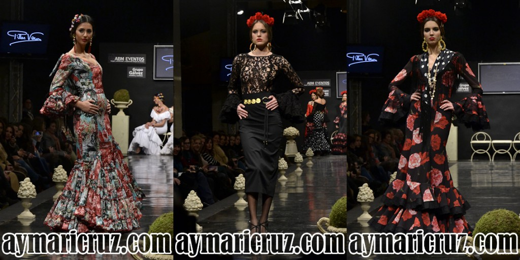 Pasarela Flamenca de Jerez Jueves 2015 (6)