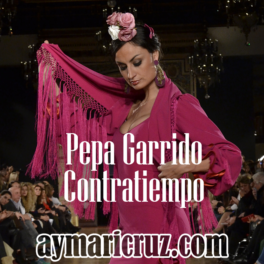 Pepa Garrido We Love Flamenco 2015 30