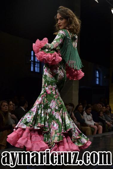 Rocío Martín Pasarela Flamenca Jerez 2015 25