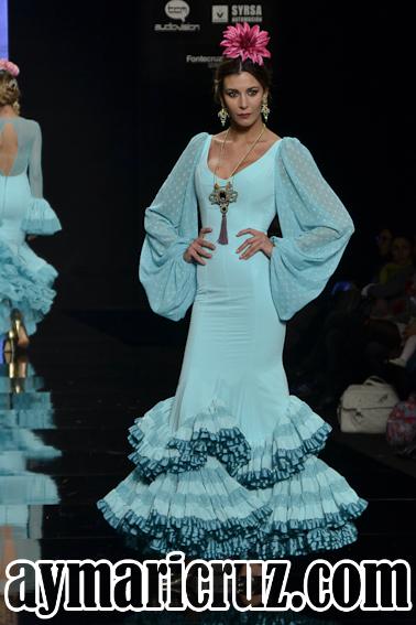 40 Trajes para ir a la Feria de Sevilla Abril 2015 (34)