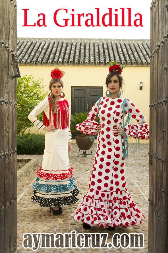 La Giraldilla Trajes de Flamenca 2015 (1)
