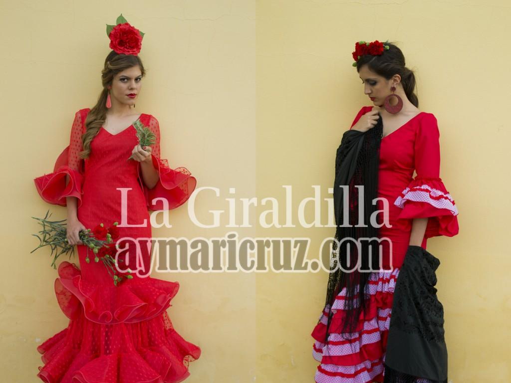 La Giraldilla Trajes de Flamenca 2015 (11)