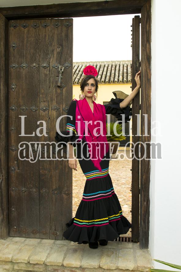 La Giraldilla Trajes de Flamenca 2015 (2)