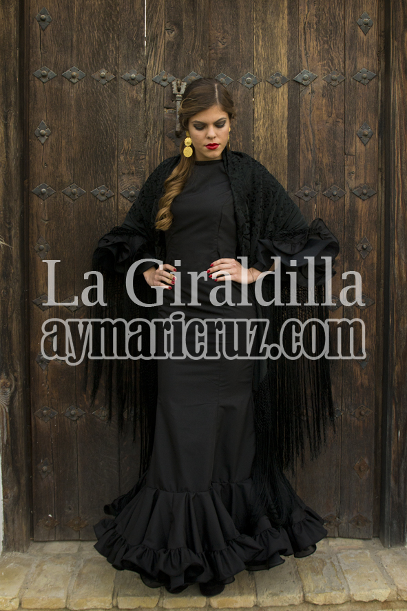 La Giraldilla Trajes de Flamenca 2015 (3)