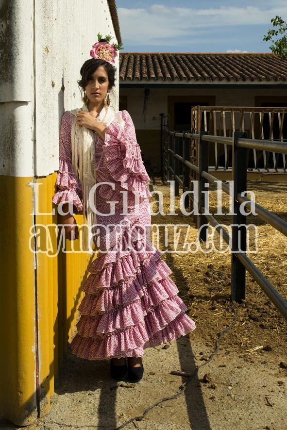La Giraldilla Trajes de Flamenca 2015 (5)
