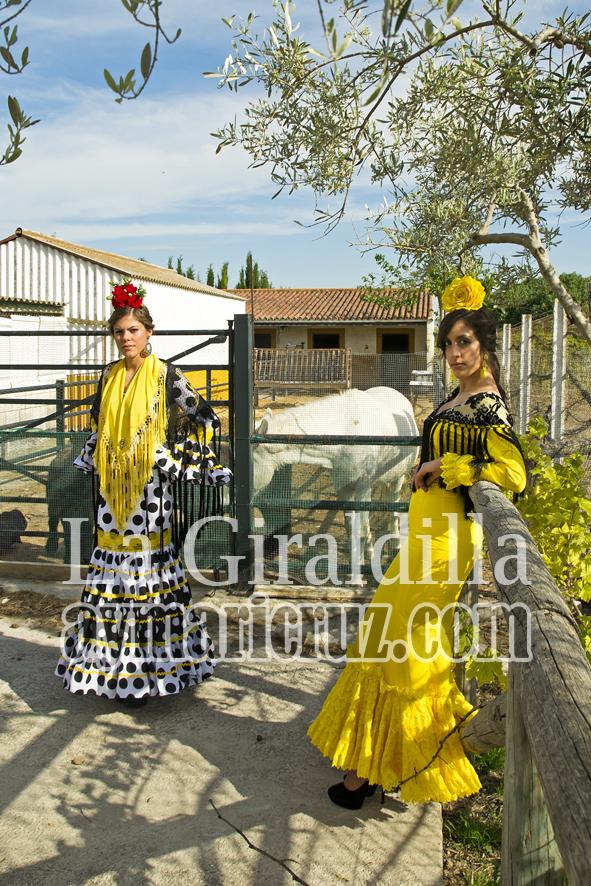 La Giraldilla Trajes de Flamenca 2015 (8)