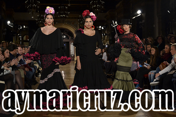 We Love Flamenco 2015. Camacho Ríos: La Vie en Rose