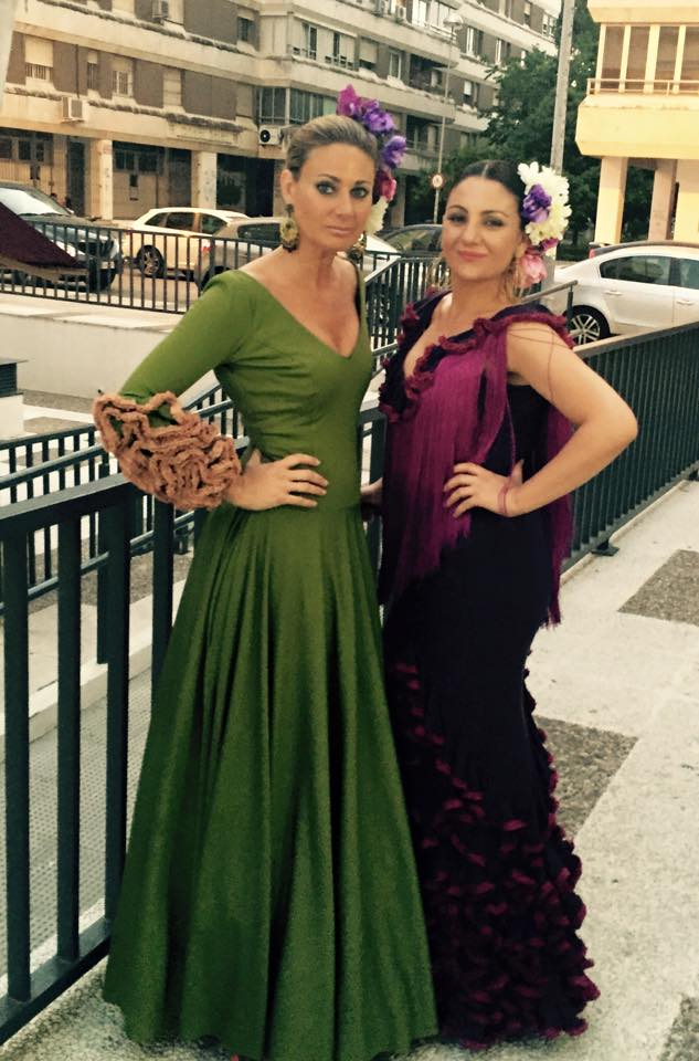 Flamencas Feria de Jerez 2015 11