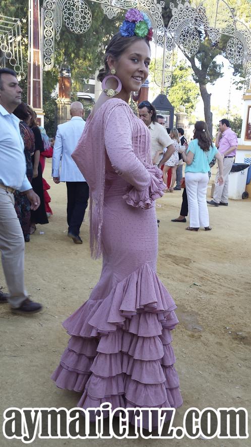 Flamencas Feria de Jerez 2015 3