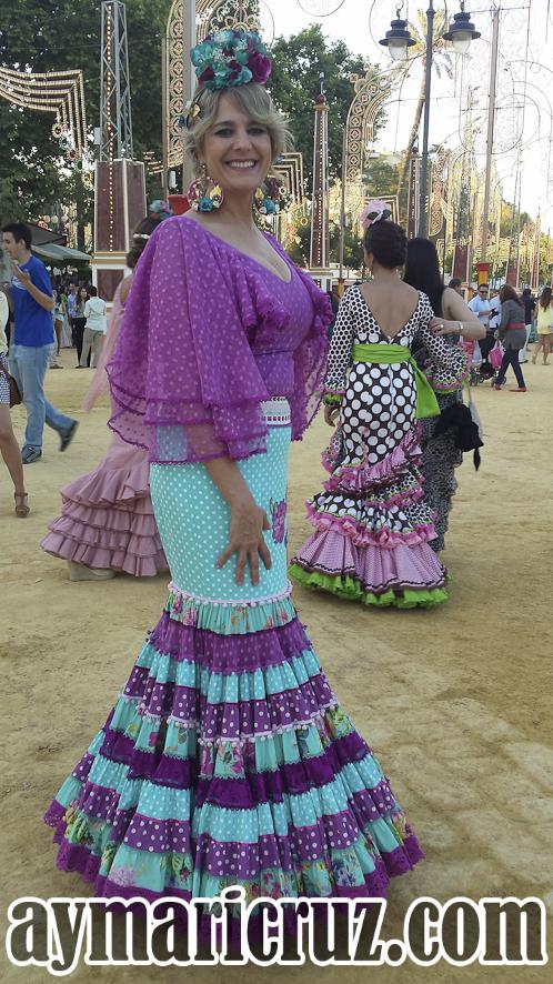 Flamencas Feria de Jerez 2015 7