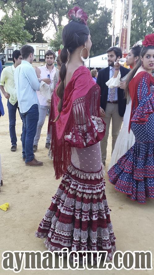 Flamencas Feria de Jerez 2015 8