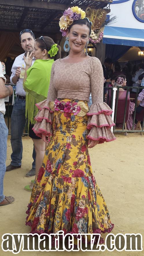 Flamencas Feria de Jerez 2015 9