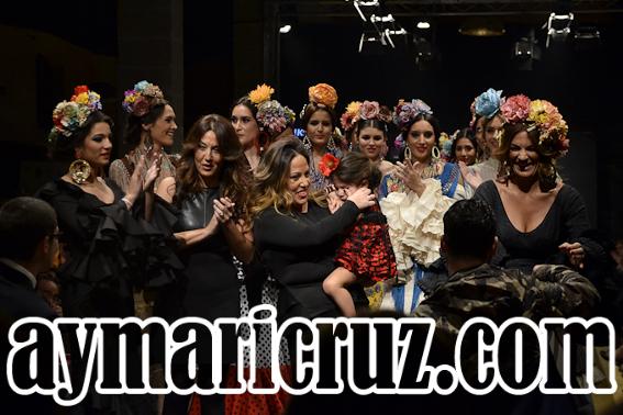 Flamenka Pasarela Flamenca 2015 33