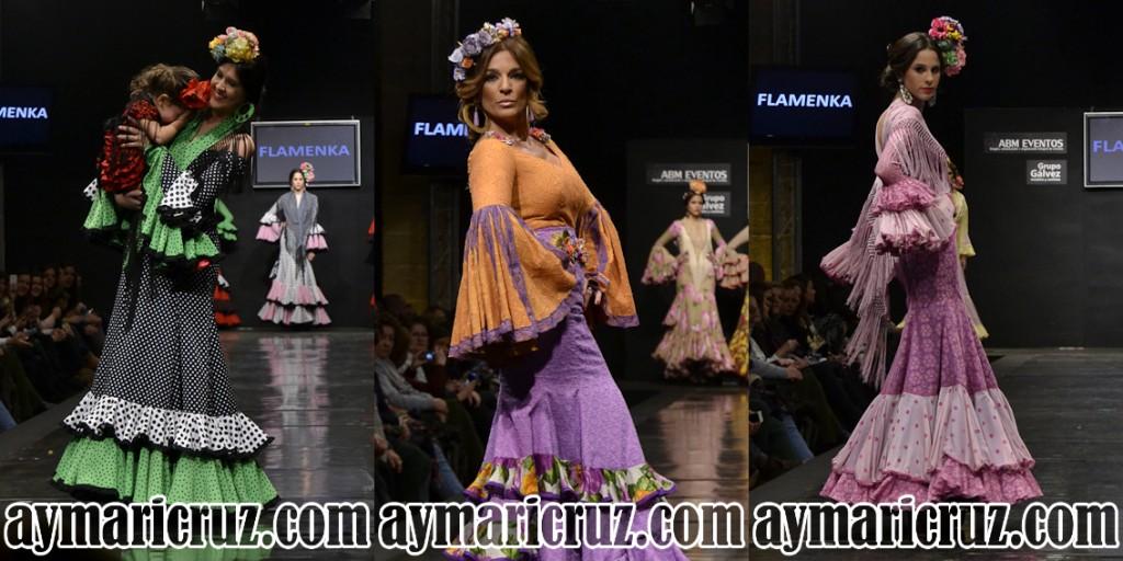 Flamenka Pasarela Flamenca 2015 35