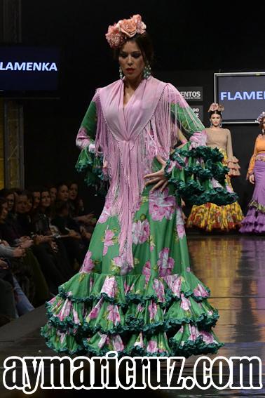 Flamenka Pasarela Flamenca 2015 5