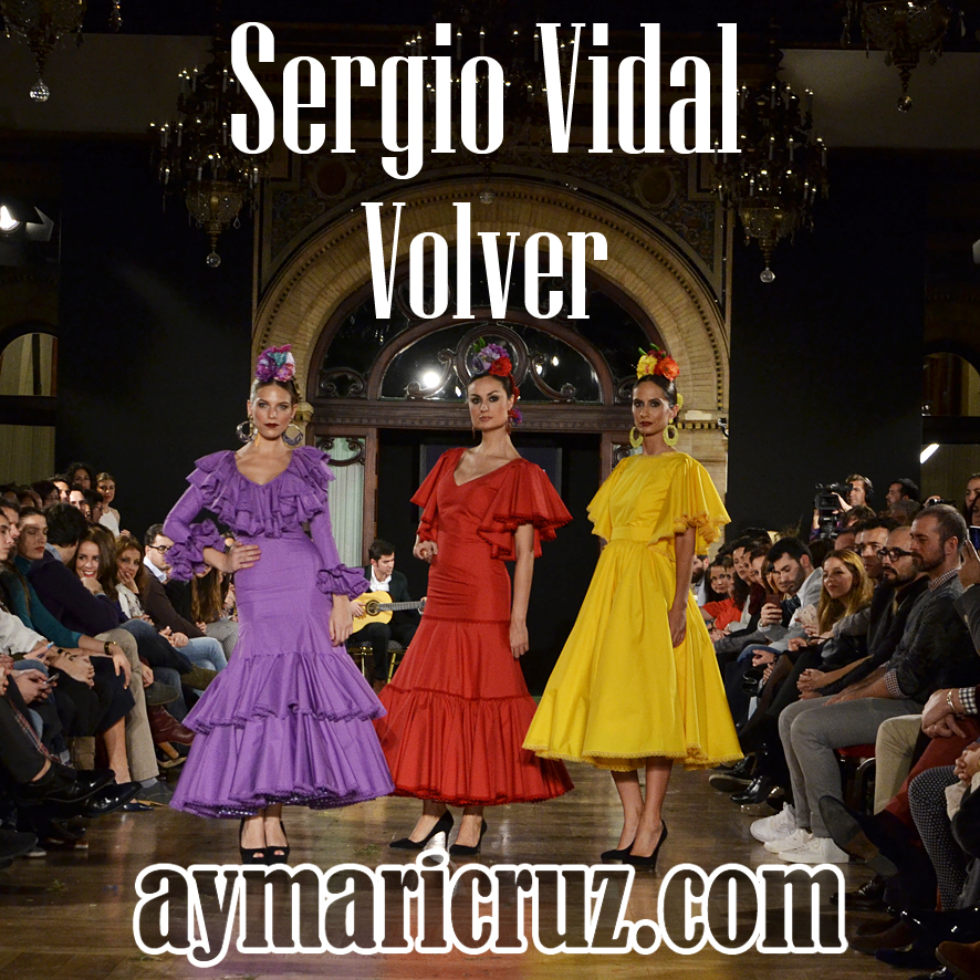 We Love Flamenco 2015. Sergio Vidal: Volver