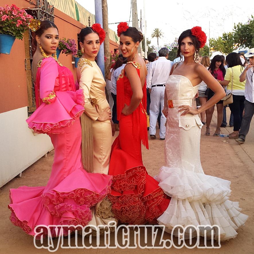 5 apuntes sobre moda flamenca en la feria de c rdoba for Feria de artesanias cordoba 2016