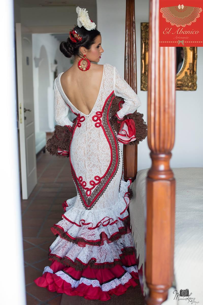 39b1216bb vestidos de flamenca velez malaga