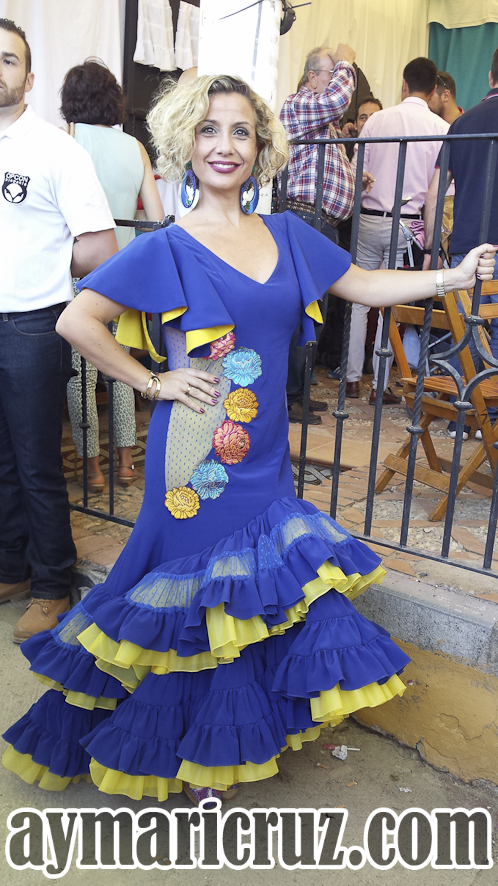 Flamencas Feria de Granada 2015 10
