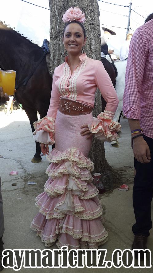 Flamencas Feria de Granada 2015 11