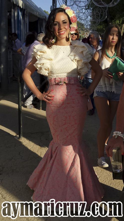Flamencas Feria de Granada 2015 12