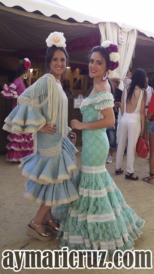 Flamencas Feria de Granada 2015 13