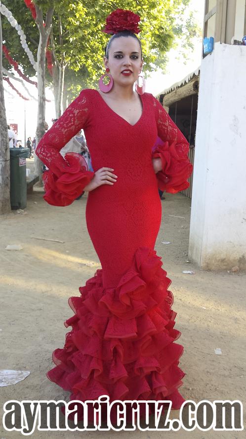 Flamencas Feria de Granada 2015 14