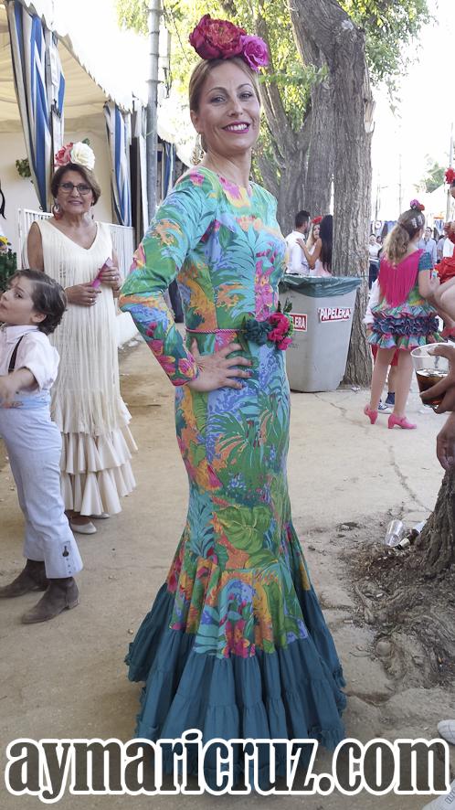 Flamencas Feria de Granada 2015 16
