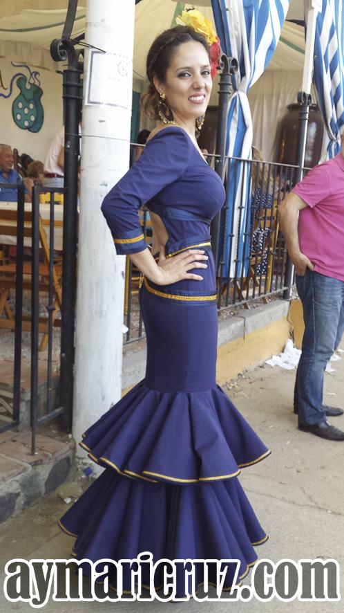 Flamencas Feria de Granada 2015 18