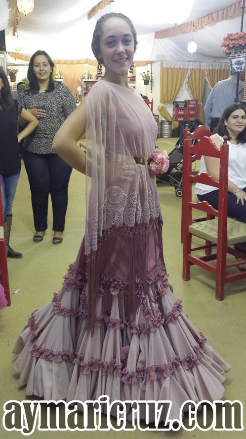 Flamencas Feria de Granada 2015 20