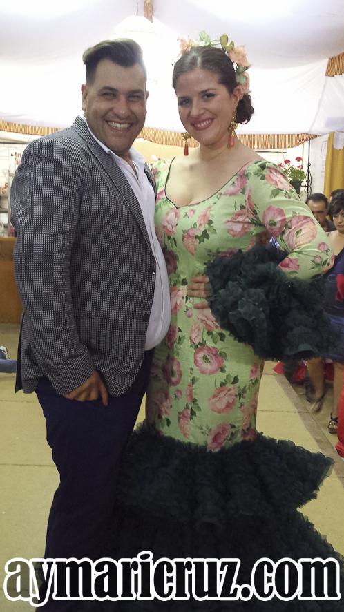 Flamencas Feria de Granada 2015 3