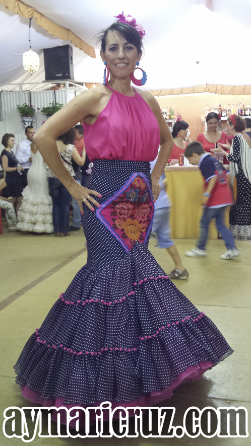 Flamencas Feria de Granada 2015 4