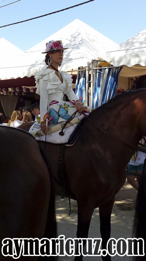 Flamencas Feria de Granada 2015 6