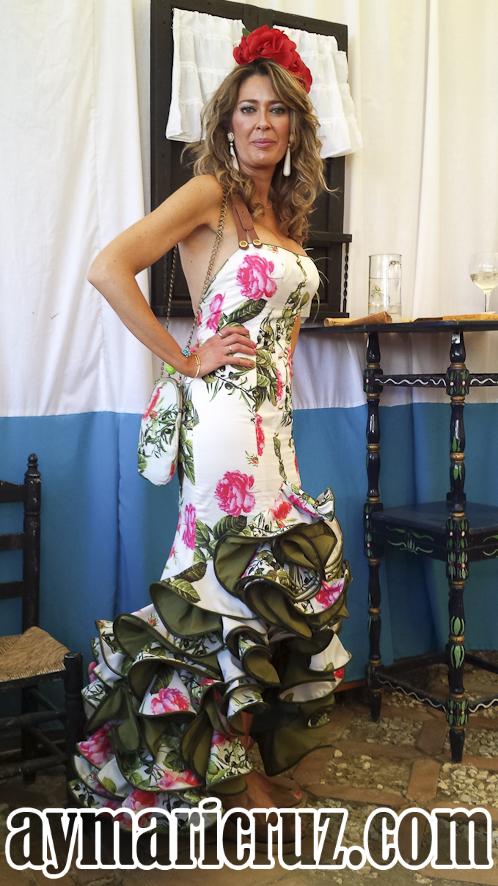 Flamencas Feria de Granada 2015 7