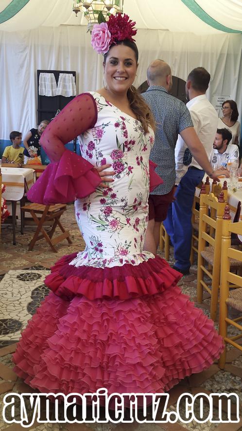 Flamencas Feria de Granada 2015 9