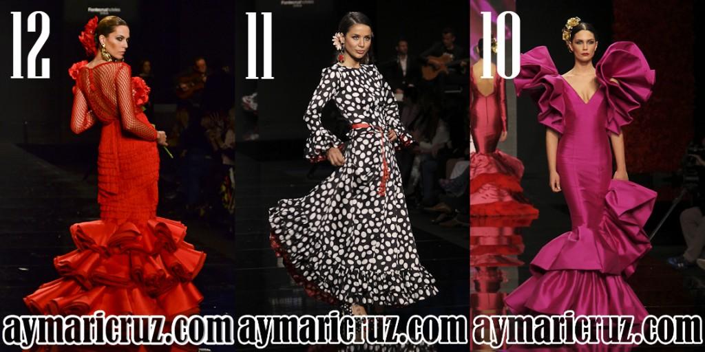 Moda flamenca las colecciones más vistas (6)
